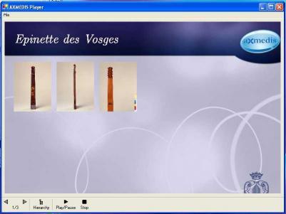 Download AXMEDIS ActiveX Cross Media Player