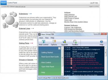 Download Axon Enterprise Virtual PBx System