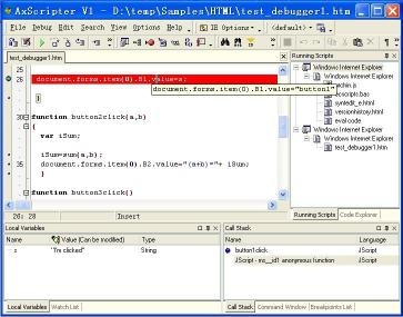 Download AxScripter