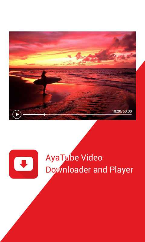 AyaTube for Android