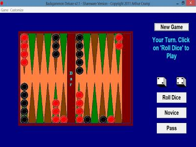 Download Backgammon Deluxe