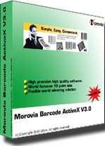 Barcode ActiveX Lite