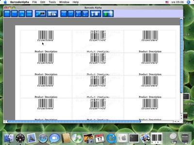 Download Barcode Alpha 1.1 for Mac OS X