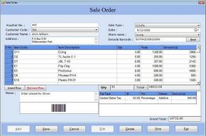 Download Barcode Enabled Accounting Software