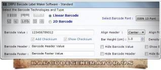 Download Barcode Generator Free