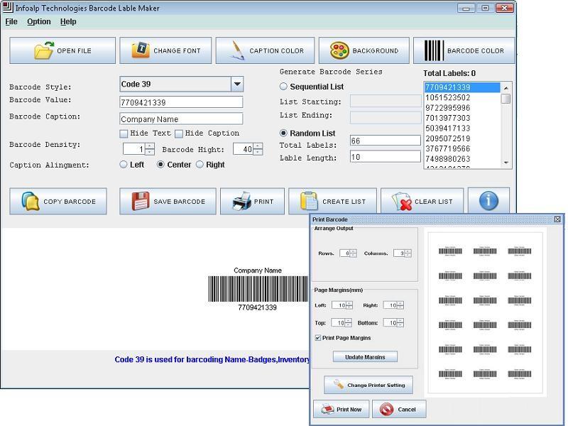 Barcode inventory software - standaloneinstaller com