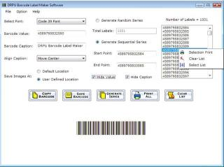 Download Barcode Maker Software