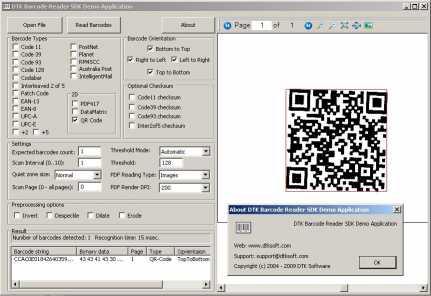 Download Barcode Reader SDK