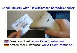 Download BarcodeChecker - Check Tickets