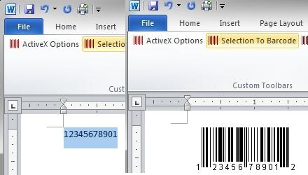 Download BarCodeWiz Barcode ActiveX Control