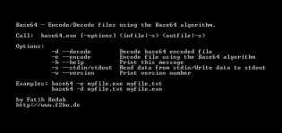 Download Base64 De-/Encoder