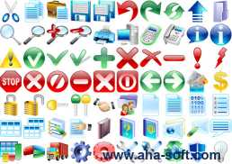 Download Basic Icons for Vista