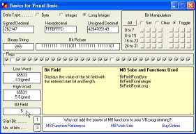 Download Basics for Visual Basic