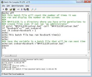 Download Batch File Compiler PE LITE