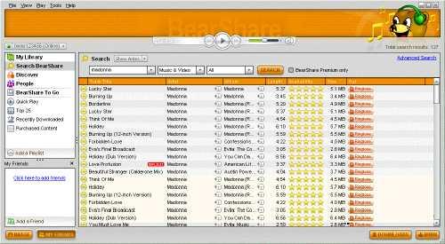 Download BearShare