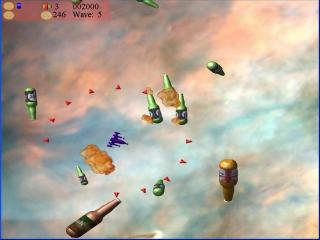 Download Beer Asteroids, Invaders, and Blaster
