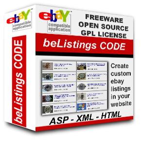 belistings free ebay software