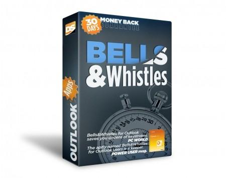Download Bells and Whistles Outlook add in
