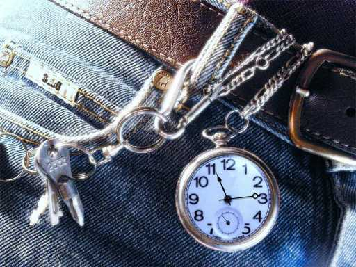 Belt Watch ScreenSaver