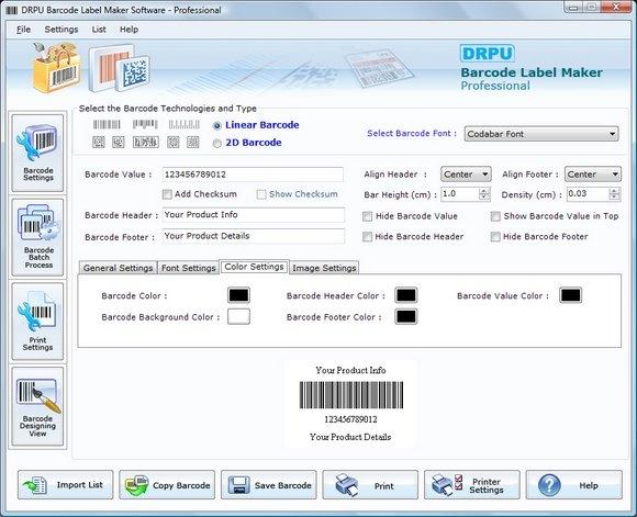 Best Barcode Label Software - standaloneinstaller com