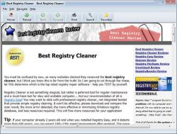 Download Best Registry Cleaner