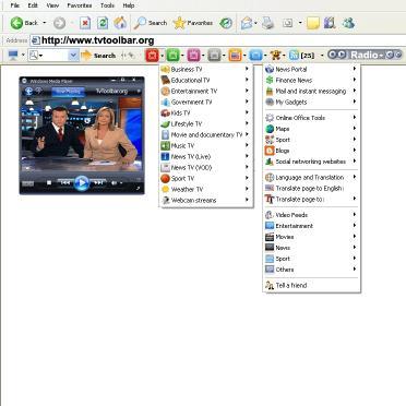 Download Best TV Toolbar