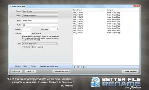 Download Better File Rename