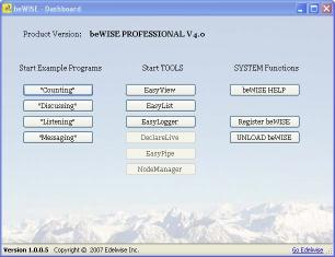 Download beWISE Professional