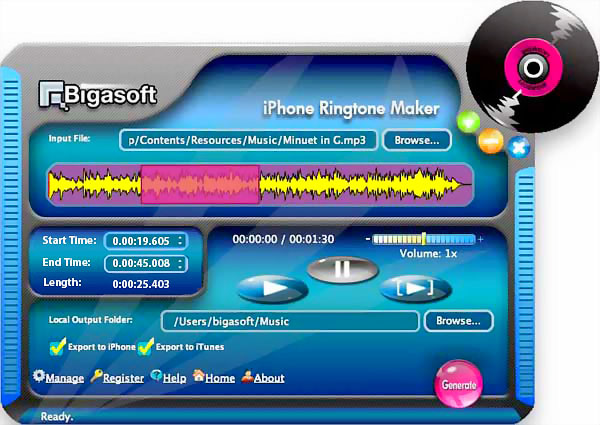 Putting free ringtones on iphone 4s super easy works on any.