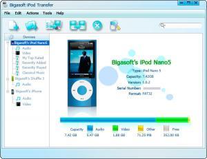 Download Bigasoft iPod Transfer