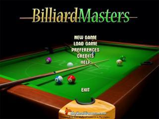Download Billiard Masters