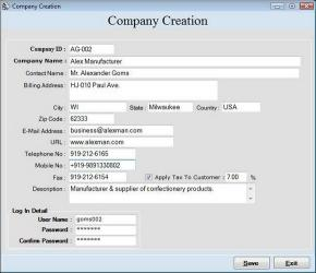 Download Billing and Accounting Software