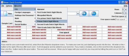 Download Bingo Card Creator Mac