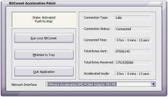 Download BitComet Acceleration Patch