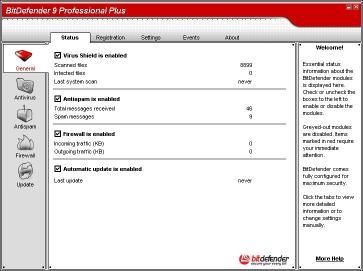 Download BitDefender Professional Plus
