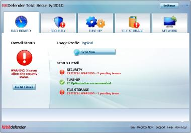 Download BitDefender Total Security