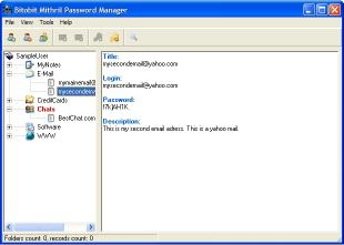Download Bitobit Mithril Password Manager