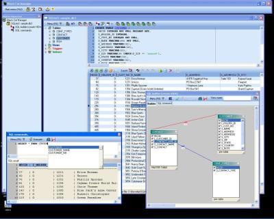 Download Black Cat - SQLite3 database manager