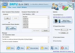 Download BlackBerry Bulk SMS Software