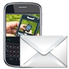 blackberry group sms software