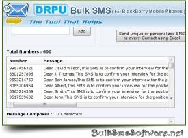 Download BlackBerry SMS Software