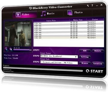 Download Blackberry Video Converter