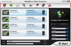 BlackBerry Video Converter by BlazeVideo