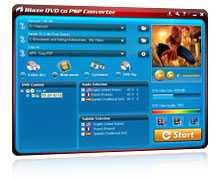 Blaze DVD to PSP Converter