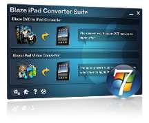 BlazeVideo iPad Converter Suite
