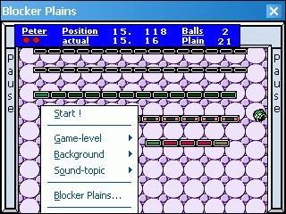 Download Blocker Plains for PocketPC