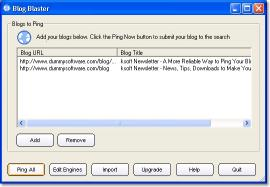 Download Blog Blaster
