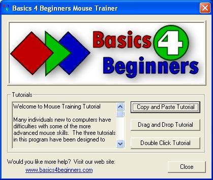 Download Blue Mouse Tutorial
