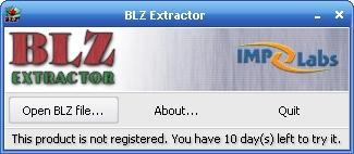 Download BLZ Extractor