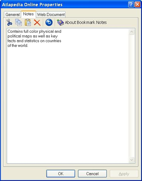 Download Bookmark Notes